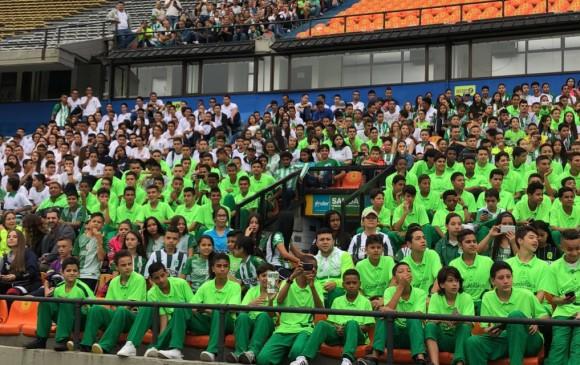 Nacional venció a Once Caldas y se consolidó en el liderato