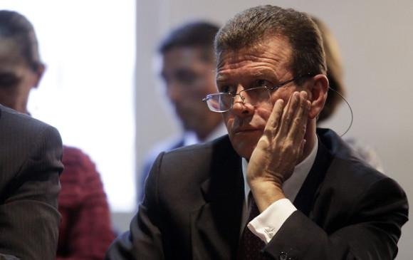 A La Picota el ex presidente de Saludcoop