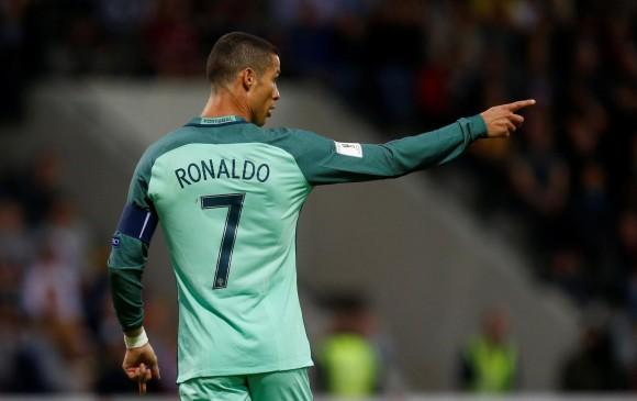 Así invierte su dinero Cristiano Ronaldo. FOTO REUTERS 72adbcd3dca83