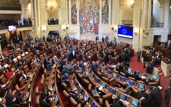 Justicia Especial de Paz en Colombia a conciliación en el Congreso