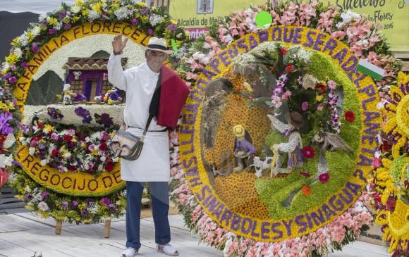 510 campesinos participaron en los 60 años del Desfile Silleteros de Medellín