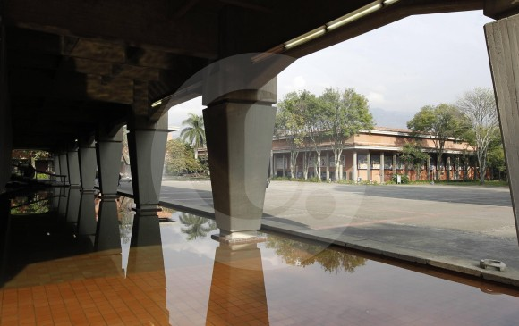 Cierran campus de la Universidad de Antioquia por robos continuos