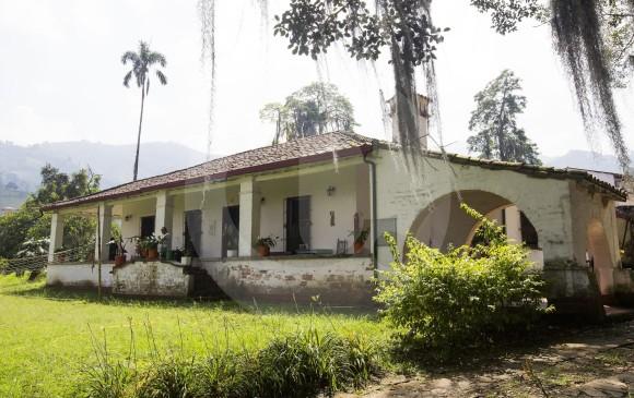Monumento Nacional desde 1975, la casa de La Doctora tiene problemas de humedades en paredes y varios techos se están cayendo de a poco. FOTO Donaldo Zuluaga