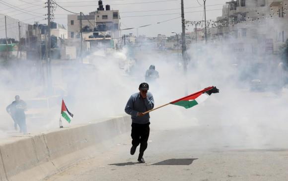 Los palestinos se sienten cada vez más acorralados mientras que Israel blinda a los colonos en la Cisjordania ocupada, aupado por el apoyo de la administración Trump. FOTO EFE