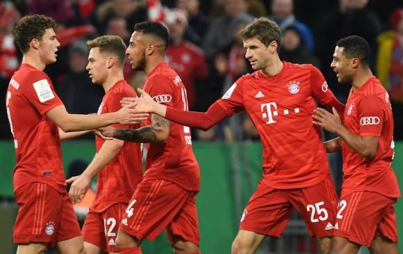 Los jugadores del Bayern Munich aceptan rebajarse el sueldo un 20%