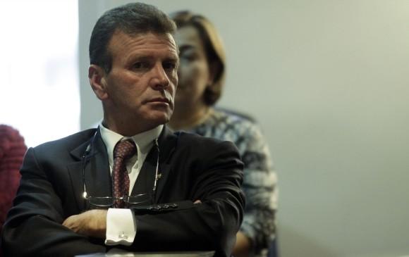 En libertad el tolimense Carlos Palacino