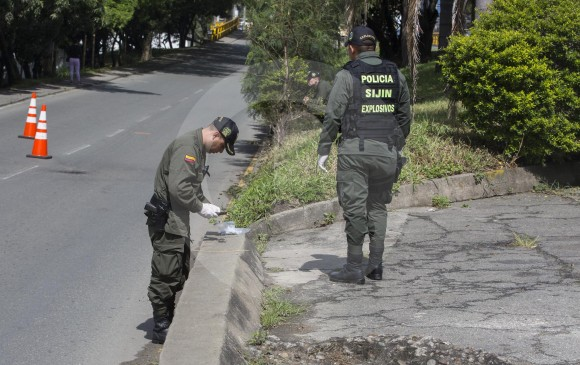 Desconocidos atentaron contra el Comando de Policía de Bello
