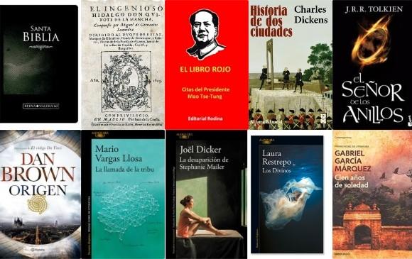 Libros que nunca se quedan en los estantes