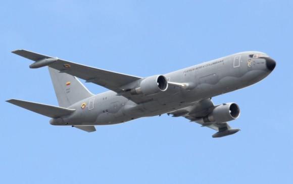 Avión que traerá a los colombianos en Wuhan, rumbo hacia Alaska