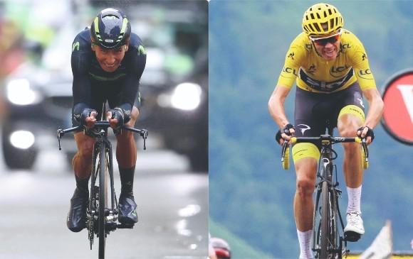 Un colombiano es el primer líder en el Tour de Francia 2018