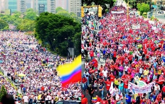 Murió otro joven en una marcha opositora — Protestas en Venezuela