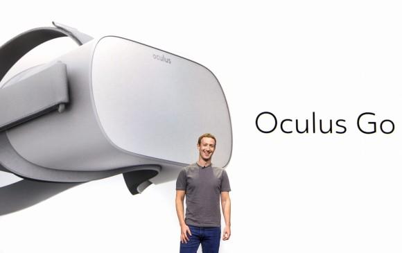 Las gafas fueron presentadas este miércoles por Mark Zuckerberg. FOTO Facebook.com/zuck