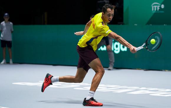 Daniel Galán avanza al cuadro principal del Australia Open
