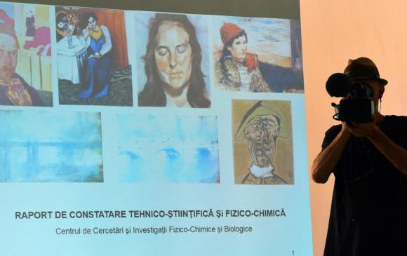 Un cuadro hallado en Rumania podría ser un Picasso robado en 2012