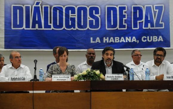 gobierno y farc pactan ruta jur dica para blindar acuerdo On acuerdos de gobierno