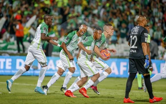 El gol de Mateus, el festejo y luego una goleada impensada en una final. Nacional otra vez campeón.