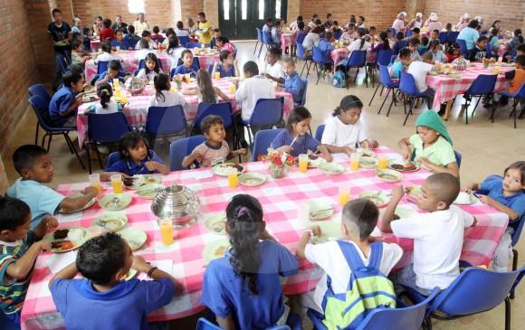 MinEducación alertó a Yopal por no garantizar alimentación escolar este año