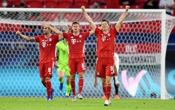 Bayern Munich, supercampeón de Europa