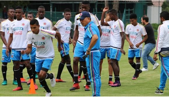 Colombia Sub 20 Hoy: La Sub-20, En Plan De Juez Para Brasil Y Argentina