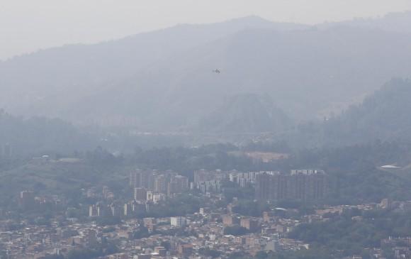 Cambios en el pico y placa de Medellín por calidad del aire