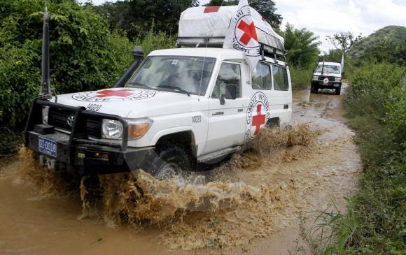 Cruz Roja inicia acciones para ubicar cuerpos de los periodistas ecuatorianos asesinados