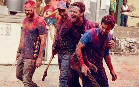 Precio de las boletas para el concierto de Coldplay en Colombia