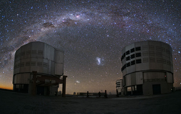 La Vía Láctea chocará con La Gran Nube de Magallanes