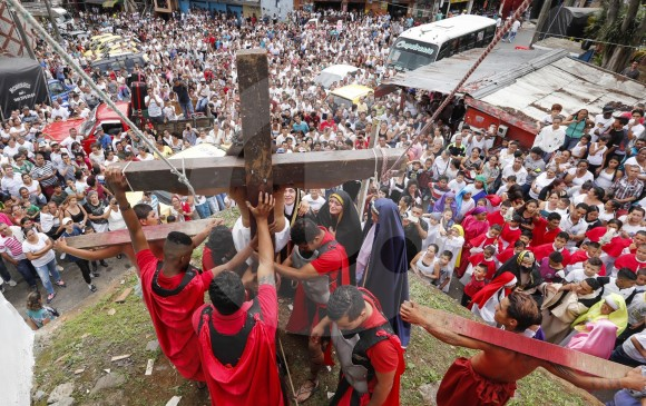 Revivirán católicos Viacrucis de Cristo