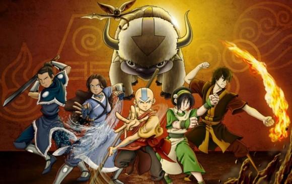 The Last Airbender se pasa a la acción real en Netflix — Avatar