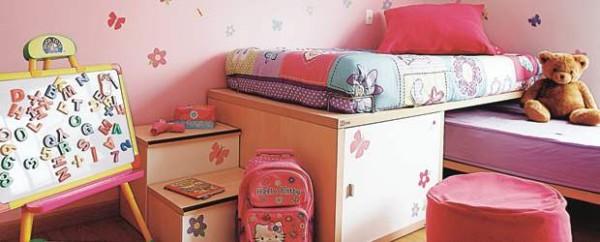 Infantiles cuartos vitales for Decoracion de alcobas