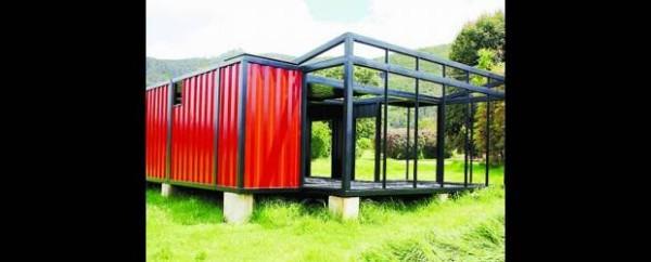 Contenedores ser n casas - Casas container precio ...