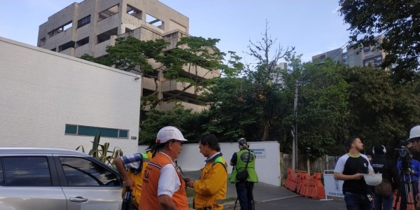 Comenzó la evacuación para la demolición del Edificio Mónaco