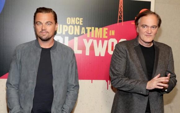 Primera imagen de la nueva película de Tarantino
