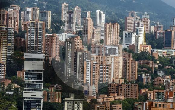 Se proyecta que en Antioquia haya 24 mil unidades iniciadas este año y se vendan unas 26 mil. FOTO JUAN ANTONIO SÁNCHEZ