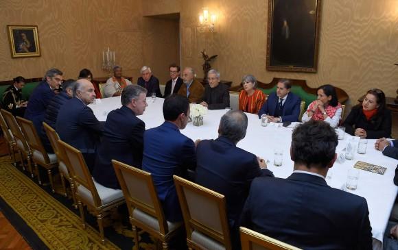 Comisión de la verdad no será una cacería de brujas: Santos