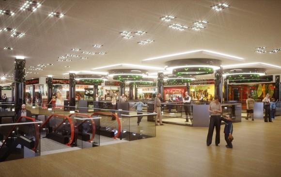Cada tres semanas se abre un centro comercial en Colombia