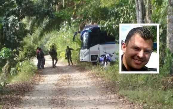 Policía fue secuestrado en Arauca