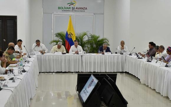 Gobierno y Farc, con opiniones encontradas frente al primer año del Acuerdo
