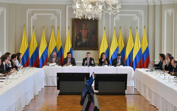 Comisión de la Asamblea Nacional se presentó en el Consulado de Colombia