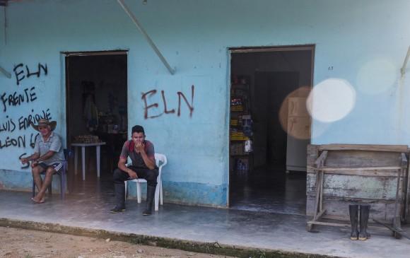 Eln dice que el Epl le declaró la guerra en el Catatumbo
