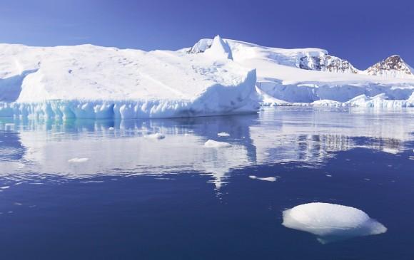 Antartida. Foto: Shuterstock