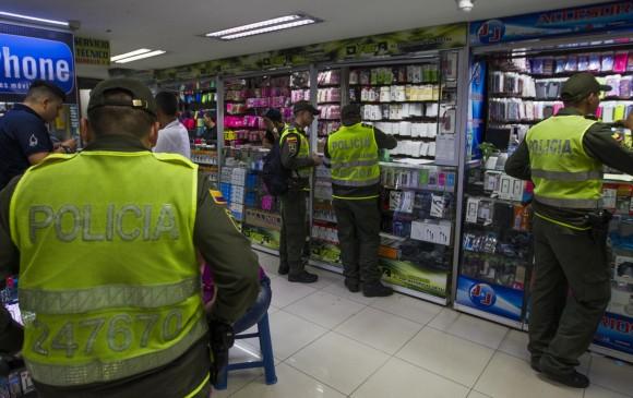 367 capturas en redada internacional contra mafias dedicadas al hurto de celulares