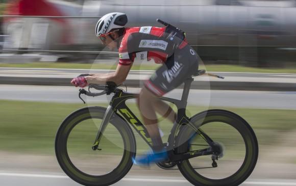 Equipo EPM venció en la primera etapa — Vuelta a Colombia