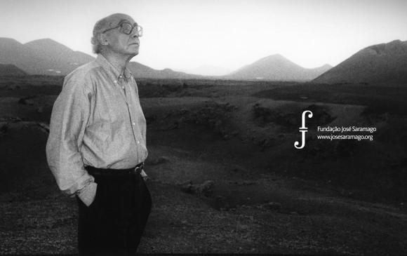José Saramago recibió el Premio Nobel en 1998. Foto @Fundación José Saramago