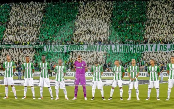 b76cfe494 Atlético Nacional ha disputado cuatro llaves de semifinales en la Copa  Libertadores