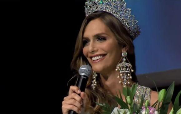 Primera trans en aspirar al Miss Universo — Ángela Ponce