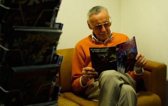 Noticias de: Muere Stan Lee, cocreador de Marvel Comics