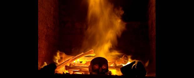 Resultado de imagem para cremação de corpo
