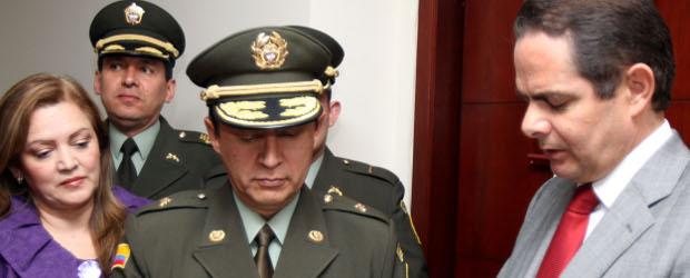 Nuevo director del inpec se posesion ante el ministro del Quien es el ministro de interior y justicia