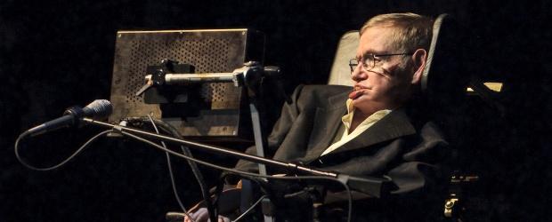 """""""Los humanos somos producto de fluctuaciones cuánticas"""": Stephen Hawking"""